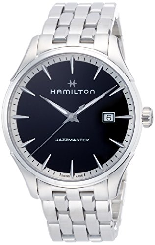 (Hamilton H32451131 Jazzmaster Gent Quartz Men's Watch)