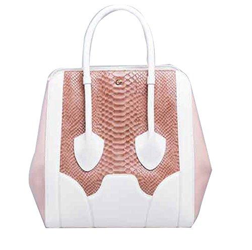 bolso Style bolso mano ifoutlet Fashion de simple hombro UE bolsa de piel de Rqp0Owp