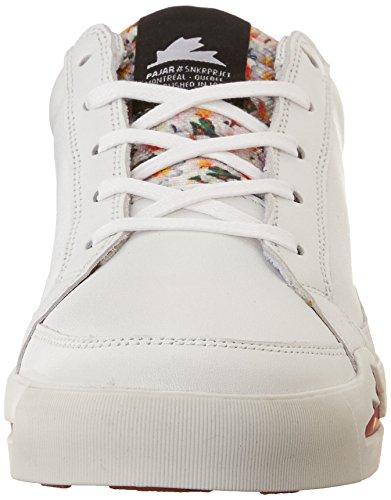 Pajar Women's Queens Fashion Sneaker White Lm0Qd