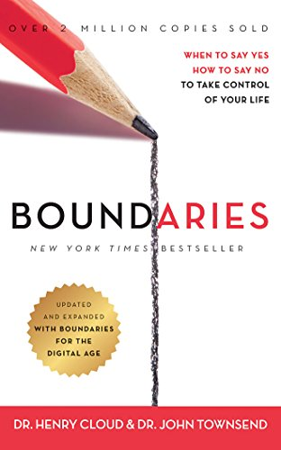 Boundaries, Updated and Expanded Edition: When to Say Yes, How to Say No to Take Control of Your Life by Zondervan on Brilliance Audio