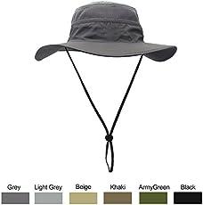 dfd8bd54d84 WELKOOM Sun Hat for Men   Women