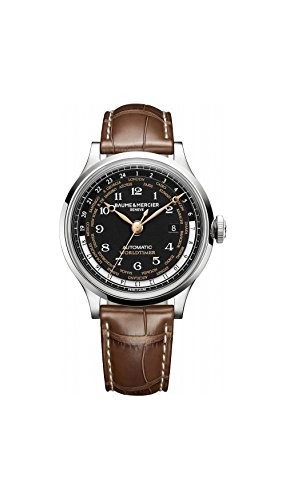 baume-and-mercier-capeland-worldtimer-automatic-black-dial-brown-leather-mens-watch-moa10134