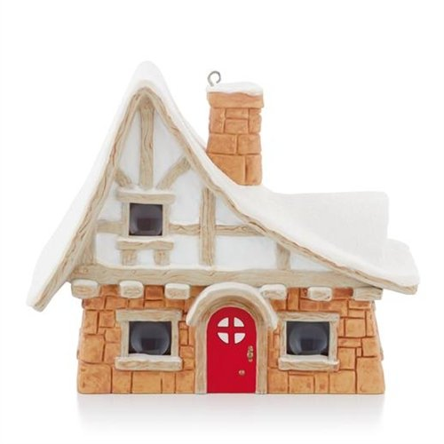 (Hallmark Keepsake Ornament Santas North Pole Workshop 2013)
