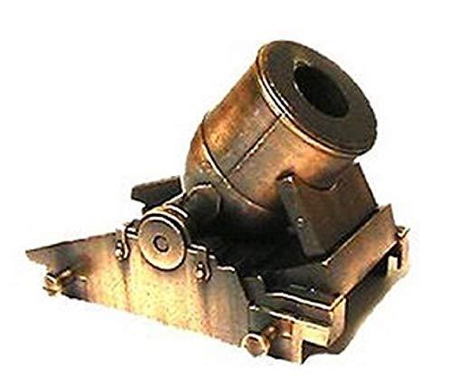 Miniature Civil War Bronze Mortar