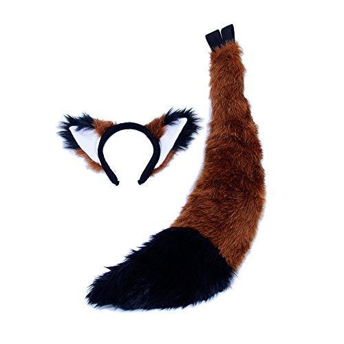 Pawst (Tails The Fox Costume)