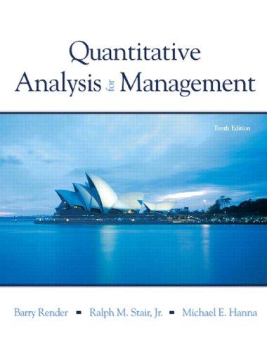 Quantitative Systems - 6