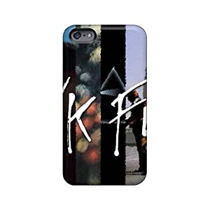 Excellent Hard Cell-phone Case For Iphone 6plus With Allow Personal Design Nice Foo Fighters Series PhilHolmes