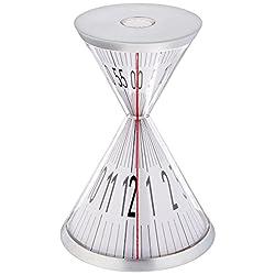 Kikkerland Hourglass Desk Clock