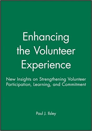 Enhancing the Volunteer Experience