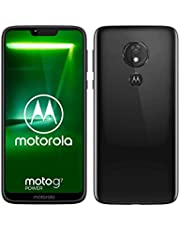 "Motorola Moto G7 Power, Smartphone Android 9.0, Display 6,2"", Camera da 12Mp, 4/64 GB, Dual Sim, Nero (Ceramic Black)"