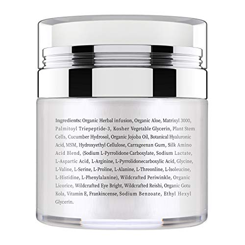 41qqlhsrH0L - Hotmir Eye Gel for Dark Circles and Puffiness, | Wrinkles and Fine Lines, | Anti-aging Bags, Under Eye Cream Treatment - 1.7 fl oz