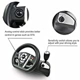 GAMEMON Racing Wheel Compatible With Xbox one