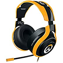 Razer Overwatch ManO'War Tournament Edition Gaming Headset - Compatible with PC, Xbox One, and Playstation 4