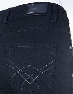 1139675e0af7 Damen 5-Pocket Jeans der Marke Pioneer Jeans in der Farbe Schwarz, Regular  Fit