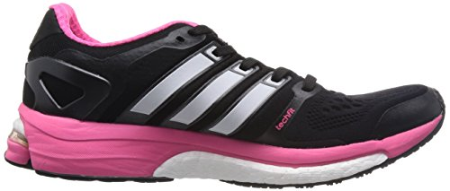 Adistar Chaussures Running Boost Noir Et Adidas Rose Gris M18853 Esm W d6cBdAqH