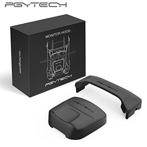 Accessories Label Holders - PGYTECH Mavic Pro Silicone Clip Propellers Motor Holder Fixed Protection Guard fixator ONLY for DJI Mavic Pro Accessories (NOT Compatible Mavic 2 Series)