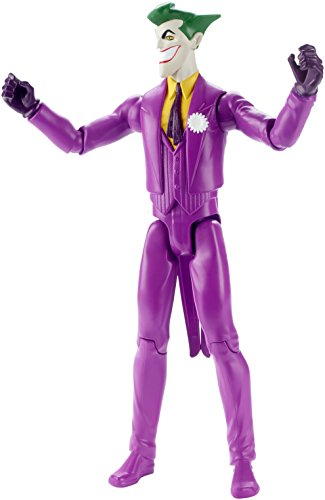 DC Comics Toy - Justice League 12 Inch Deluxe Action Figure - The Joker - Clown Prince of Gotham