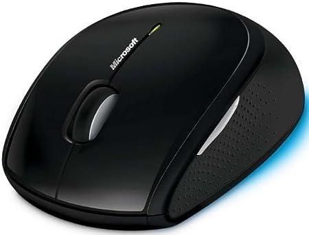 Amazon Com Microsoft Wireless Mouse 5000 Computers Accessories