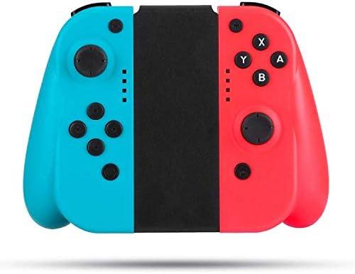 BestOff - Controlador inalámbrico para Interruptor, Color Rojo ...