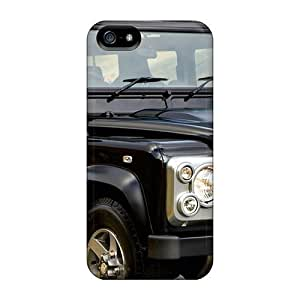 USMONON Phone cases New Snap-on Skin Case Cover Compatible With Iphone Iphone 5 5s- L Rover Defender 110 Svx