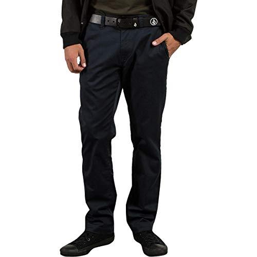 Volcom Men's Frickin Modern Stretch Dark Navy 30 32