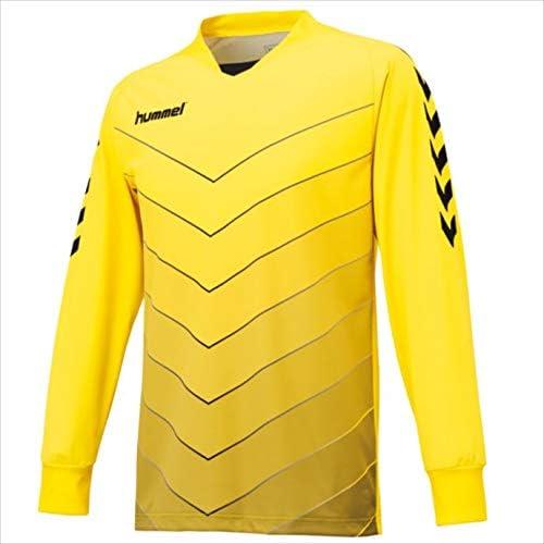 キーパーシャツ (30) HAK1014 1908 サッカー フットサル 30.イエロー O