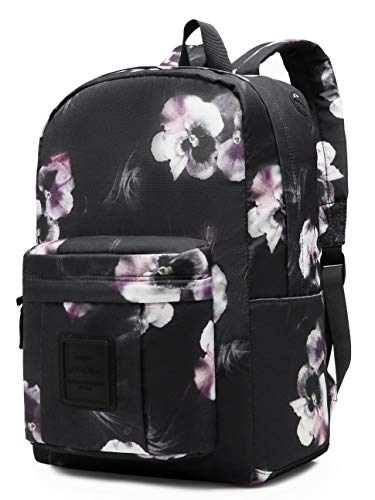 599s Floral School Backpack