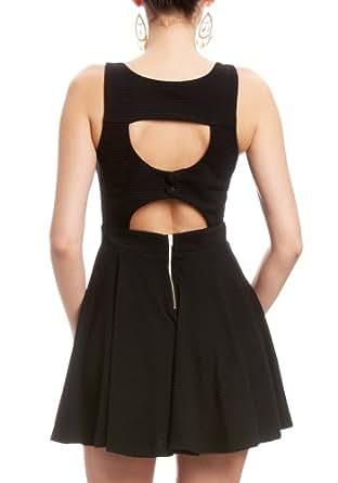 2B Candance Pleated Skirt Dress 2b Day Dresses Blk-xxs