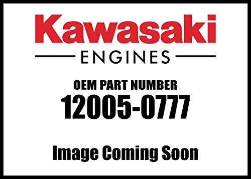 Kawasaki Engine Valve Exhaust 12005-0777 New OEM ()