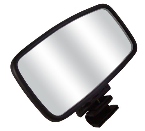 "Price comparison product image CIPA 01874 COMP Marine 7"" x 14"" Mirror with Round Bracket"