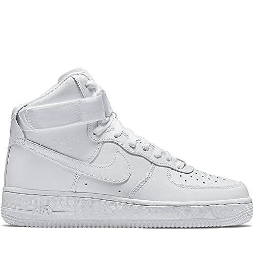 Nike AIR FORCE 1 HIGH womens basketball shoes 334031 105_7