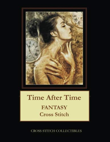 Time After Time: Fantasy Cross Stitch Pattern