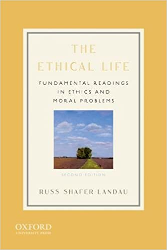 Amazon the ethical life fundamental readings in ethics and the ethical life fundamental readings in ethics and moral problems 2nd edition fandeluxe Image collections