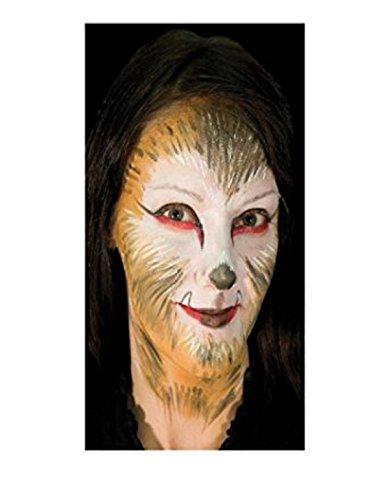 Animal Stack Card (Halloween Animal Makeup Ideas)
