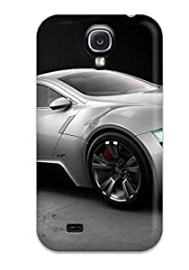 Lovers Gifts High Impact Dirt/shock Proof Case Cover For Galaxy S4 (audi Super Concept Car)