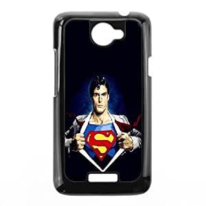 Generic Superman James TPU Cell Phone Cover Case for HTC One X AS1W8748416