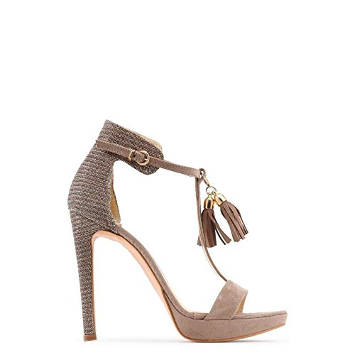 Made In Italia Lisa-P_Taupe_Bronzo Sandals from Made In Italia