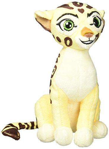 Ty Disney The Lion Guard Fuli Cheetah Plush, (Cheetah Beanie Baby Costume)