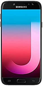 "Samsung Galaxy J7 Pro (64GB) J730G/DS - Global 4G LTE 5.5"" Full HD Dual SIM Unlocked Phone with Finger Print Sensor, International Model, No Warranty (Black)"