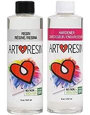 ArtResin - Epoxy Resin - Clear - Non-Toxic - 16 oz (474 ml)