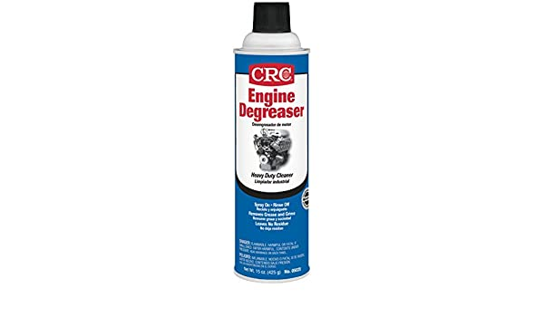 Amazon com: CRC Engine Degreaser: Sports & Outdoors