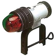 Innovative Lighting 560-1111-7 White LED Battery Navigation Bow Light