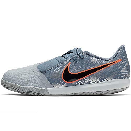 Nike Youth Phantom Venom Academy Indoor Soccer Shoe (6 Big Kid, Wolf Grey) (Womans Nike Indoor Soccer Shoes)