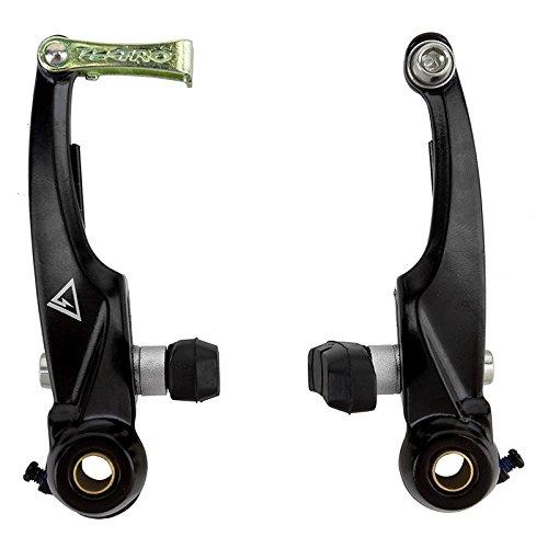 Black Ops BMX Shorty V-Brakes, Black (Bmx V-brakes)