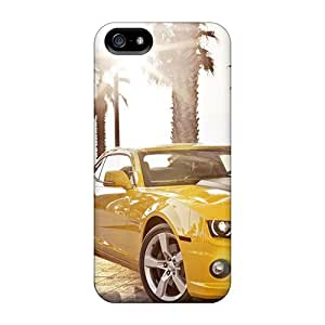[bSpWCAH5037vtJxM] - New Chevrolet Camaro Front Angle Protective Iphone 5/5s Classic Hardshell Case