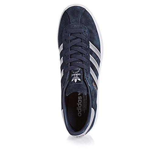 adidas Herren EQT Support ADV Sneaker Weiß (Crystal White/Collegiate Navy/Scarlet)