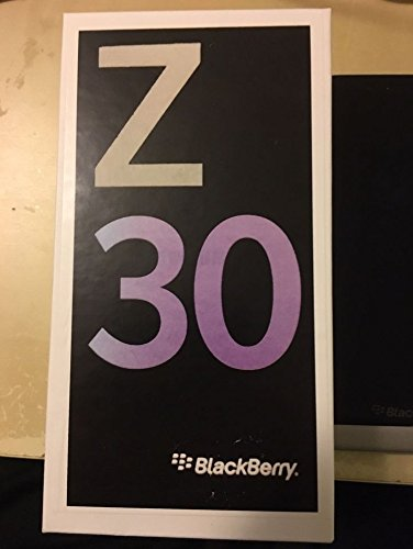 BlackBerry Z30 Unlocked Smartphone - Black