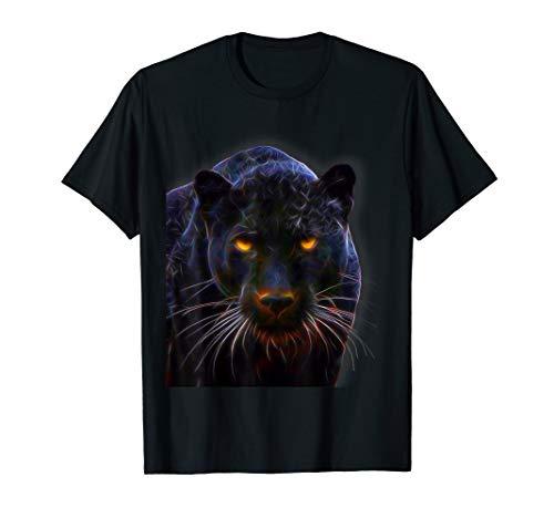 Black Panther Big Cat - Black Panther, Big Cat Tshirt