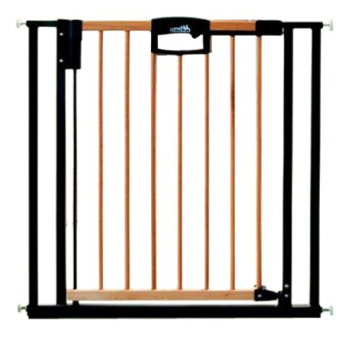 Beanbone Geuther Door Safety Gate Easy Lock Wood Metal
