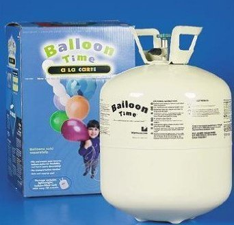 Party Favors Supplies Large Helium Tank